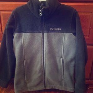 Little boys winter coat size Small - Columbia